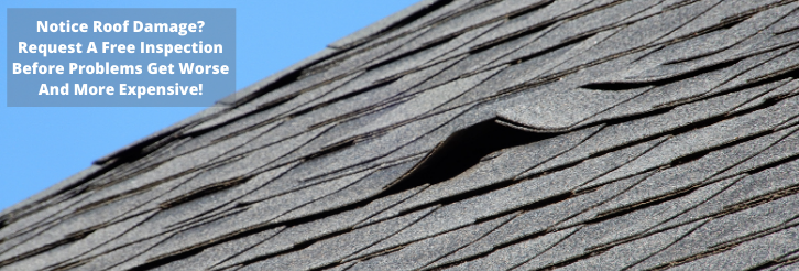 Request A Free Roof Inspection