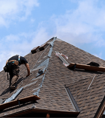 Roof Repair - Brotherhood Roofing