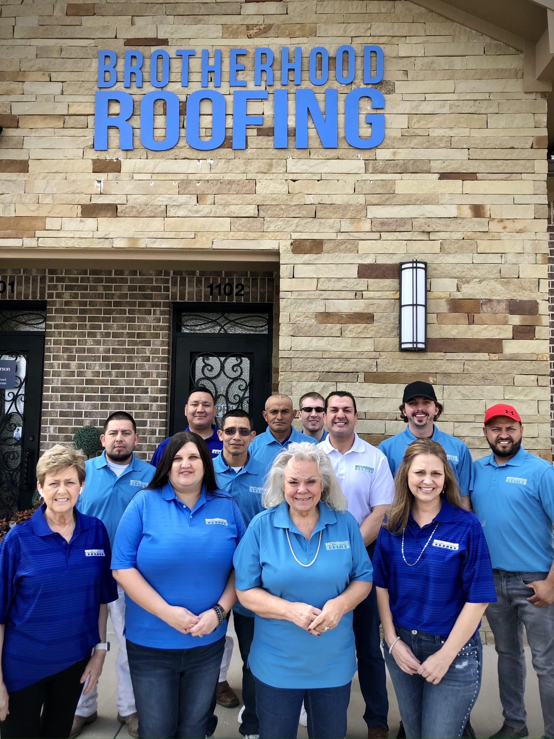 Brotherhood Roofing Team