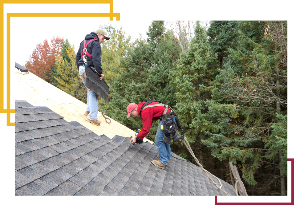 The Colony Roofing Contractors - Roof Repair & Replacements